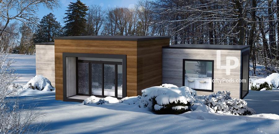 tiny houses in Quebec