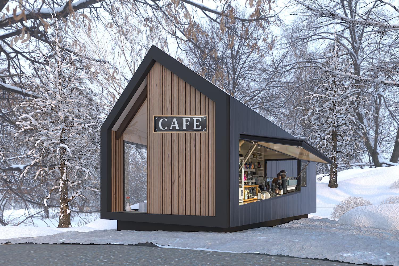 MOBILE CONCEPT CAFE