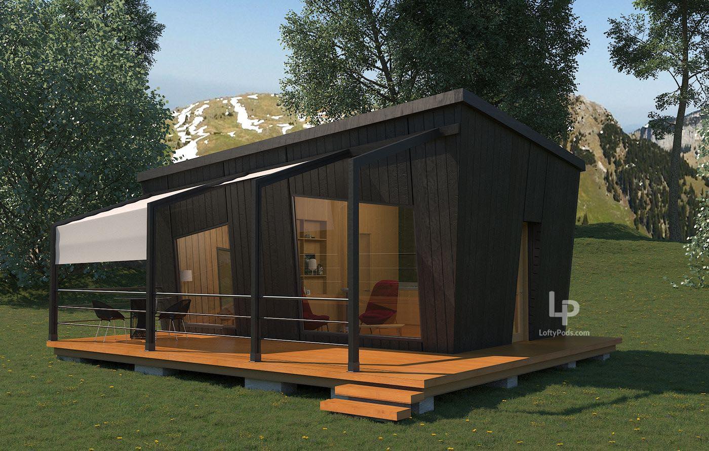 modular houses quebec