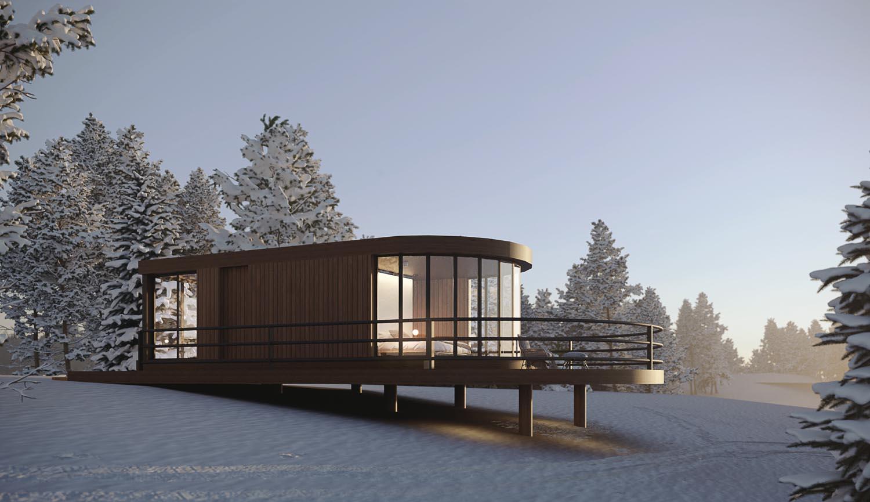 prefab home builder Quebec