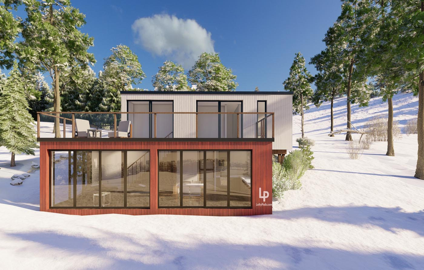 prefab homes for sale