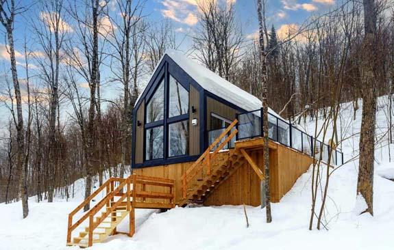 modular houses in Quebec